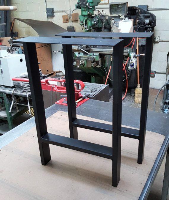 Steel Table Legs Model TTB04 Table Industrial Legs Bench