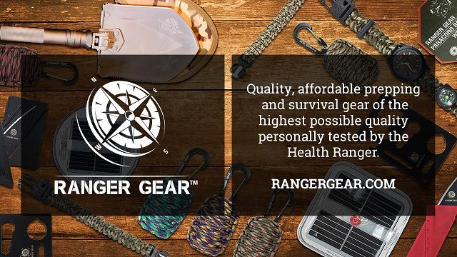 Black Friday special at Natural News introduces Ranger Gear, our new line of preparedness and survival products