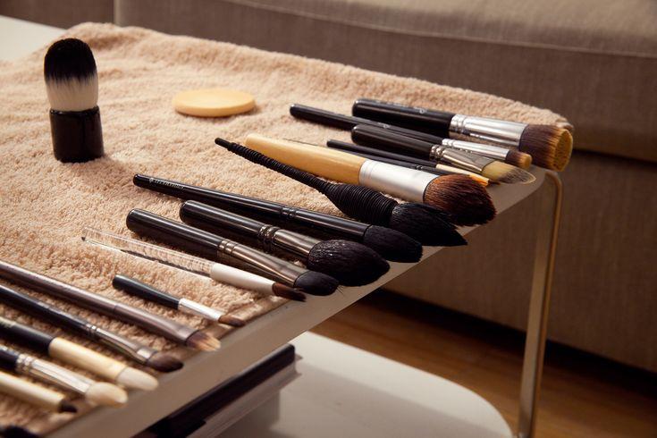 хранение кистей для макияжа - Поиск в Google