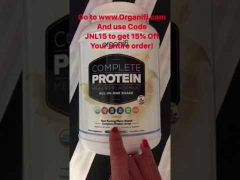 Vegan Protein Shake Recipe with Jennifer Nicole Lee - http://www.bestrecipetube.com/vegan-protein-shake-recipe-with-jennifer-nicole-lee/