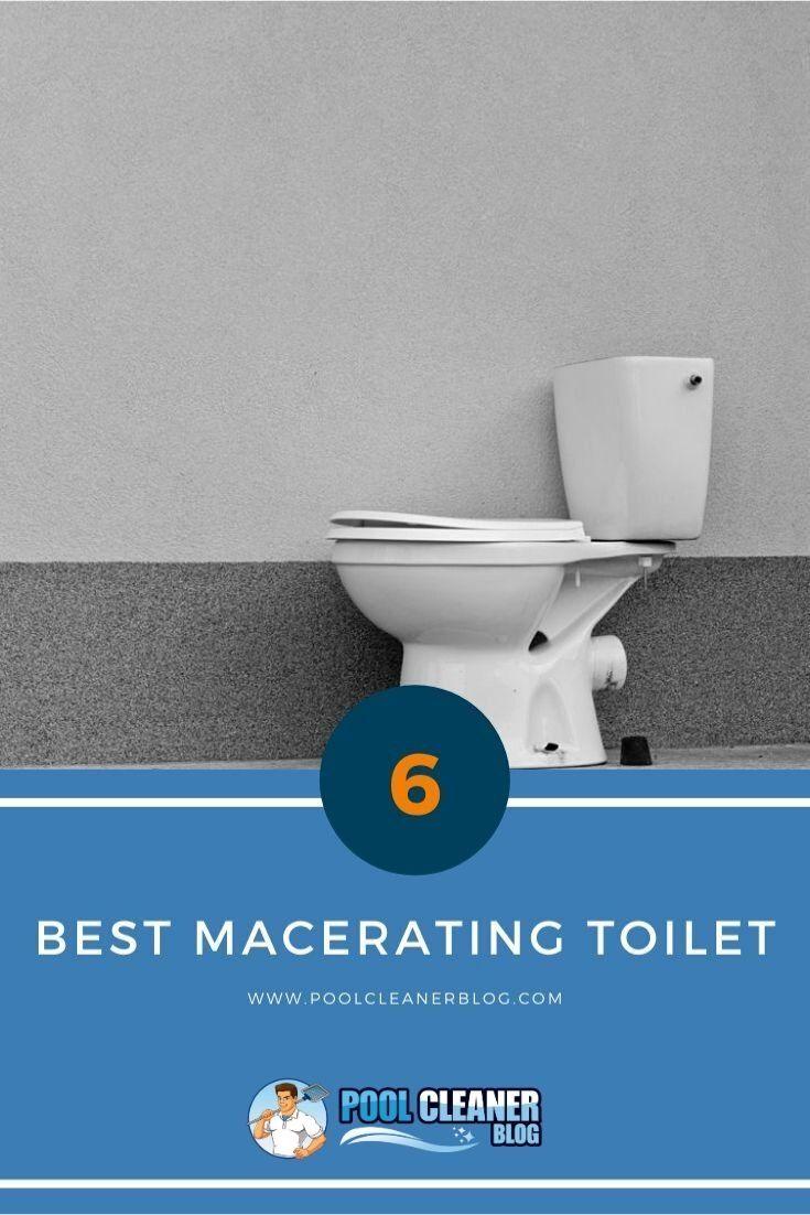 The Best Macerating Upflush Toilet In 2020 Upflush Toilet Toilet Pool Cleaning