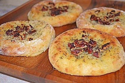 Irische Kartoffelfladen mit Walnüssen 1