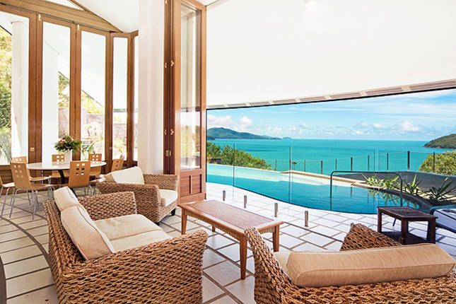 Wish you were here? @ Hamilton Island Round House | Hamilton Island, QLD | Accommodation. Well it's booked in girls.
