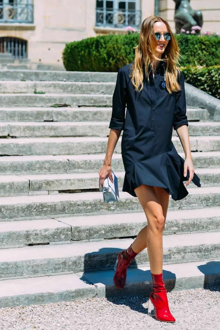Tommy Ton Shoots the Best Street Style at Couture