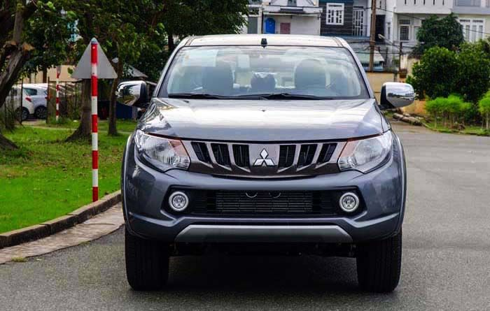 Elegant 2018 Mitsubishi Triton on Exterior Interior with Possible Engine