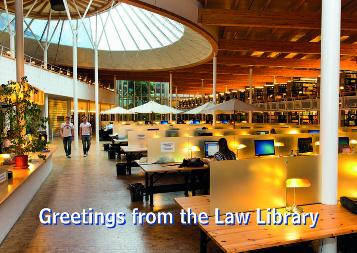 Greetings from the Leiden Law School (Law Library) Greetings - sample law librarian resume