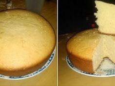 Super rico biscochuelo suave, alto y economico - Taringa!