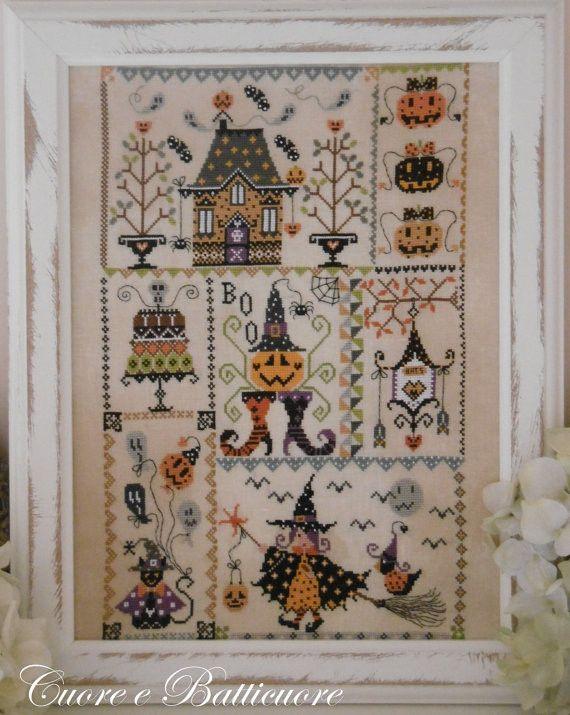 Cuore e Batticuore ~ Halloween In Quilt