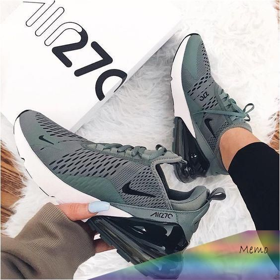 The new Nike Air Max 270 Green One of