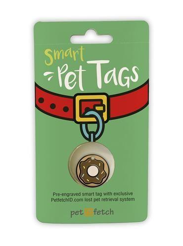 Petsmart Pet Tags : petsmart, Fetch, Doughnut, Smart, Tags,, Pets,, Petsmart