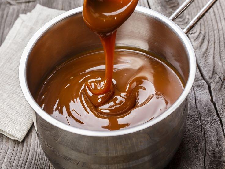 caramel maken