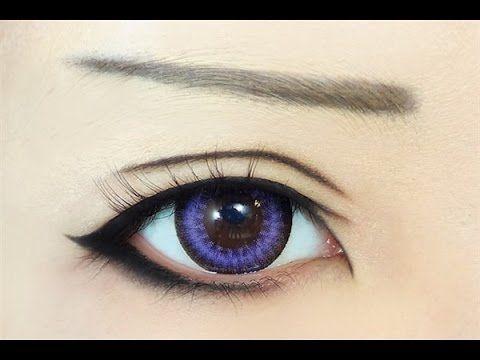 Tutorial : Anime Eye Makeup 78 • Tamaki Suoh
