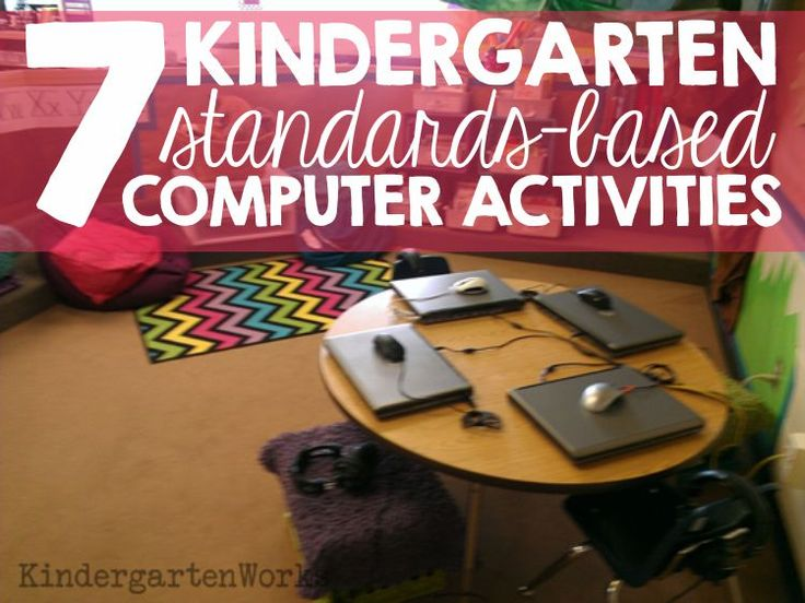 Ever wish there was one location to find kindergarten standards-based computer activities? I do! I've had to figure out some of the best and most kindergarten friendly websites to create lesson plans for my own students to use in the computer lab.