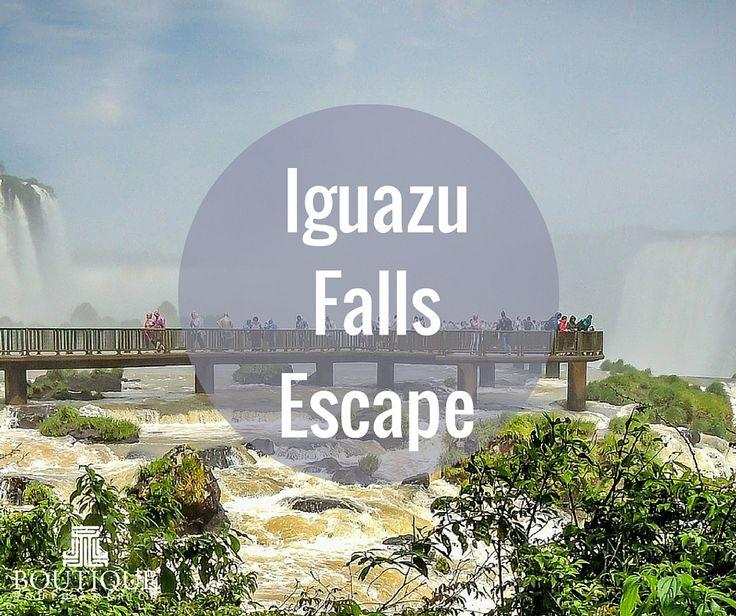 Explore Iguazu Falls Escape Tour here: http://www.boutiquesouthamerica.com.au/product/iguazu-falls-escape/