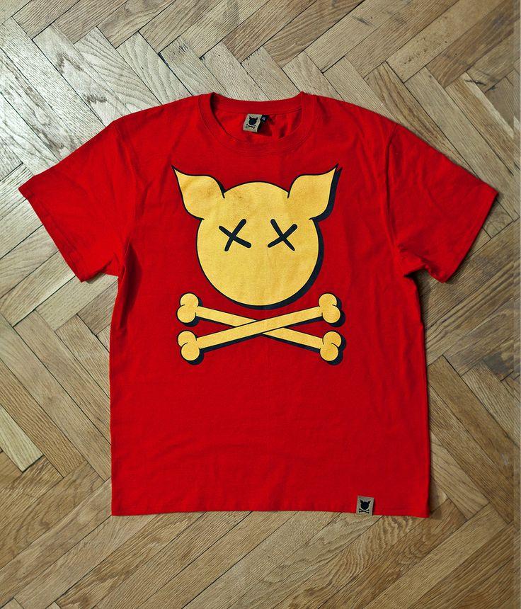 """""""Porc's Not Dead"""" T-Shirt"""