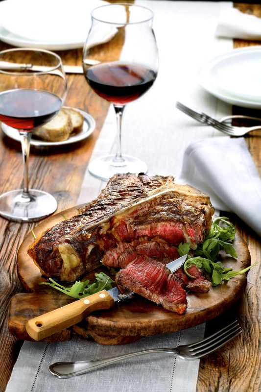 Bistecca Fiorentina | T-bone #Steak, Toscana