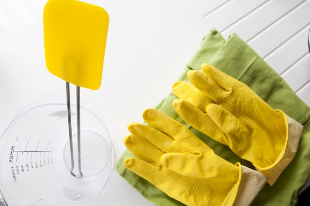 Basis uitleg zeep maken