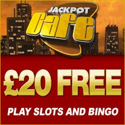 ★ Receive £20 free bonus with no deposit required to try the bingo games. No deposit needed. Introduction to Bingo Cafe: Jackpot Cafe (formerly Bingo Cafe) is one of the best and most advanced online bingo games website over the internet, with high payouts, bonuses and prizes. Powered by Leap Frog Gaming, a leading software developer in t -- http://www.popularbingosites.co.uk/free-bingo-sites/