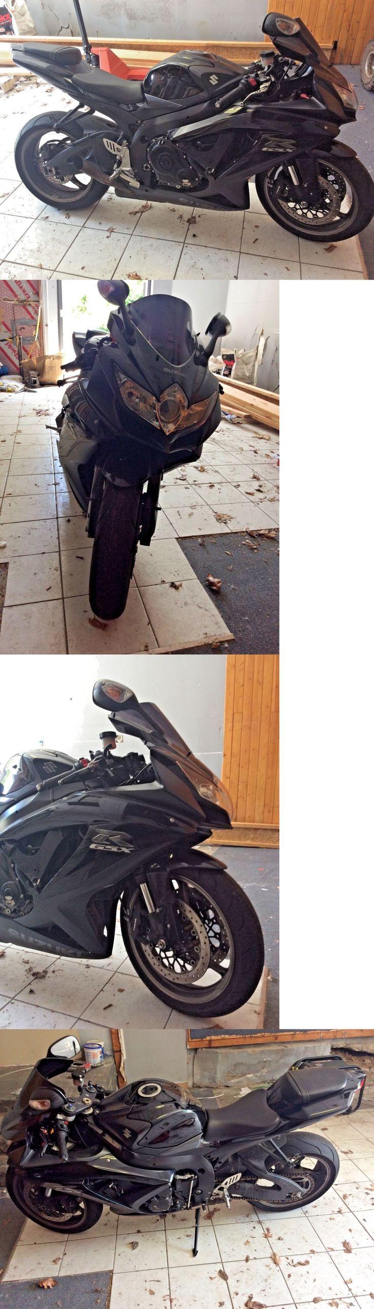 Motorcycles: 2006 Suzuki Gsx-R 2006 Suzuki Gsx-R 600 -> BUY IT NOW ONLY: $4675 on eBay!