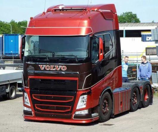 Volvo Truck #volvo #volvotrucks #truckinglife #volvomoment #volvotrucksmoment...