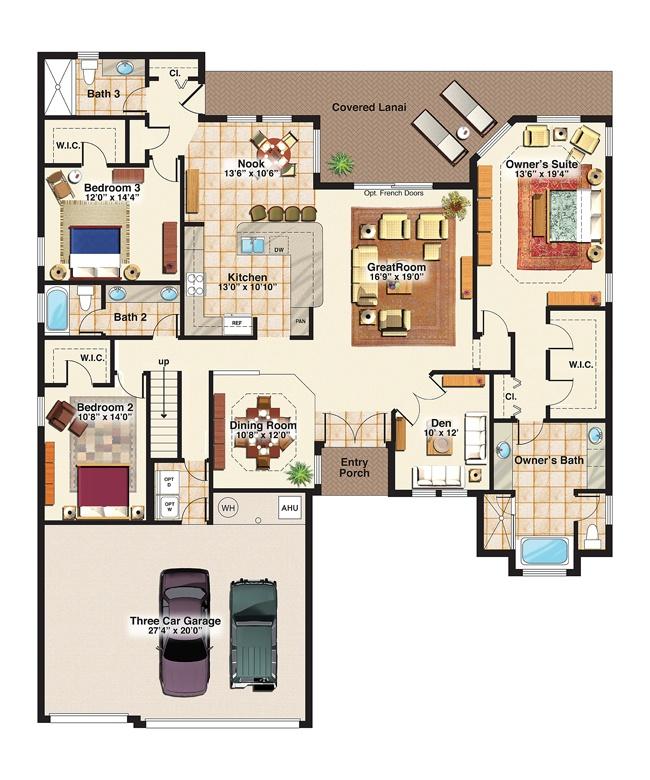 Love this floorplan!