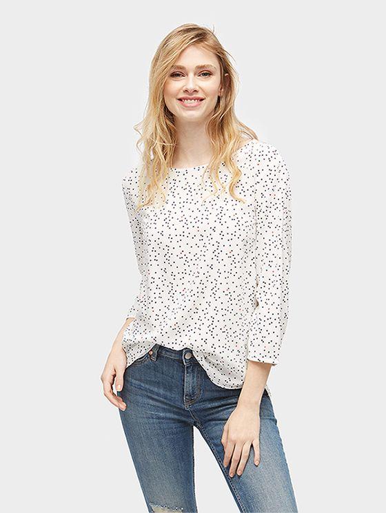 Patterned Blouse Women White Blouses For Women Long Sleeve Blouse Blouse Patterns