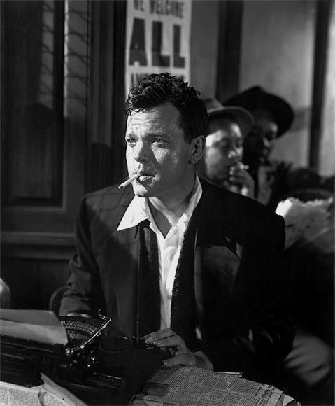 "Orson Welles  ""Style is knowing who you are, what you want to say, and not giving a damn""  ― Orson Welles"