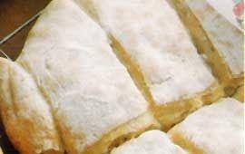 Ett snabbt och lättbakat bröd i ett recept som snabbt går att baka ihop och som passar toppen till soppa!