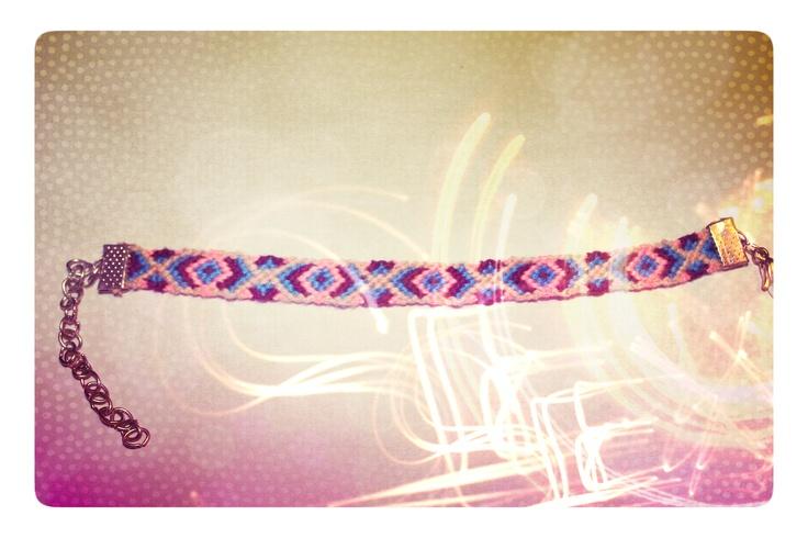 Friendship bracelet www.frcstore.cz