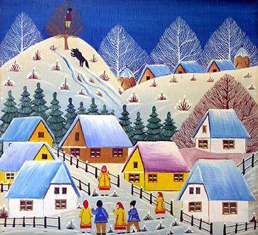 Romania ~ Petru Mihut ~ The Mystique of the Wolves