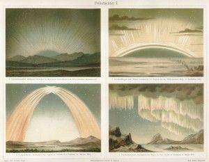 Science - Northern Lights - Meyers Konv-Lexicon 1870