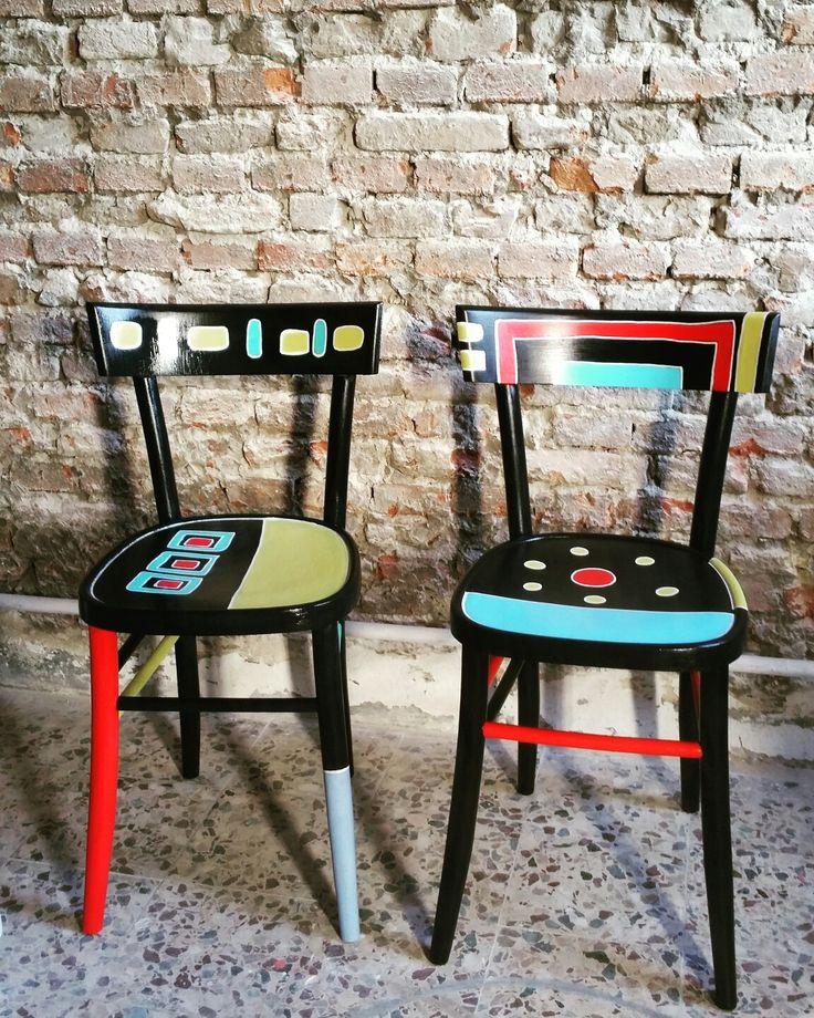#emenricomarcato#enricomarcato#sedie