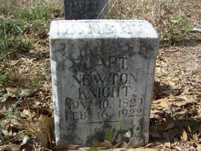 "Newton Knight - Civil War Figure. He deserted from the Confederate Army and staged a Unionist rebellion that featured African-American and white residents of Jones County, Mississippi against the Confederacy in 1864 and 1865. They set up what was called the ""Free State of Jones""."
