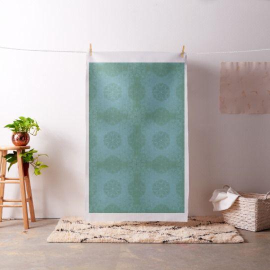 Mandala Garden Fabric