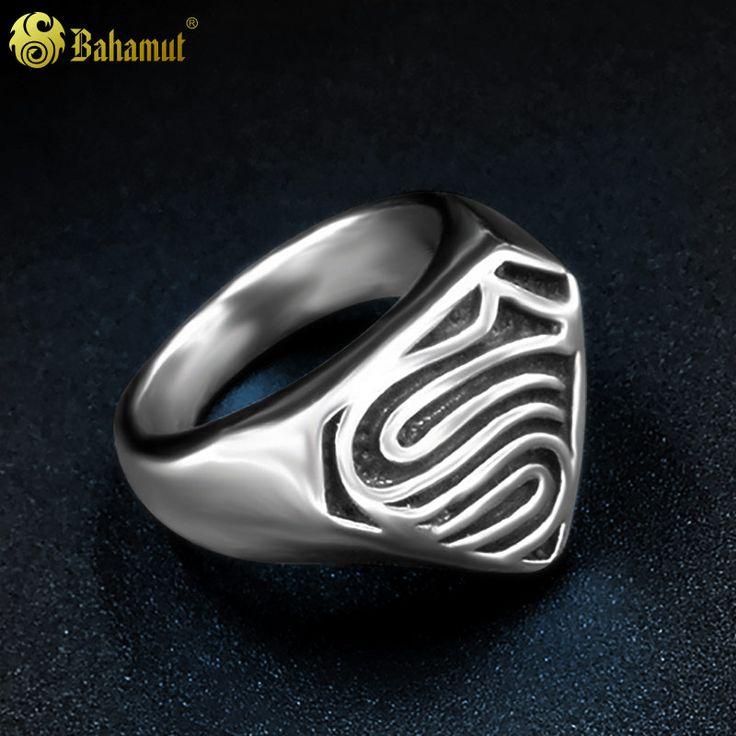 ==> [Free Shipping] Buy Best Bahamut Rings For Jewelry Anel Punk Men Jewellery Rings Online with LOWEST Price | 32746357825