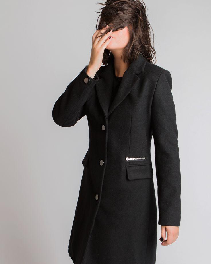 Carly Coat   MADA Boutique