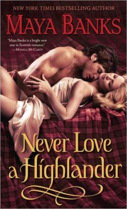 Never Love a Highlander (McCabe Trilogy #3)