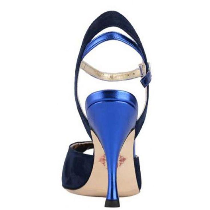 BANDOLERA A2 BLEU MA-T9<br>Chaussure de tango