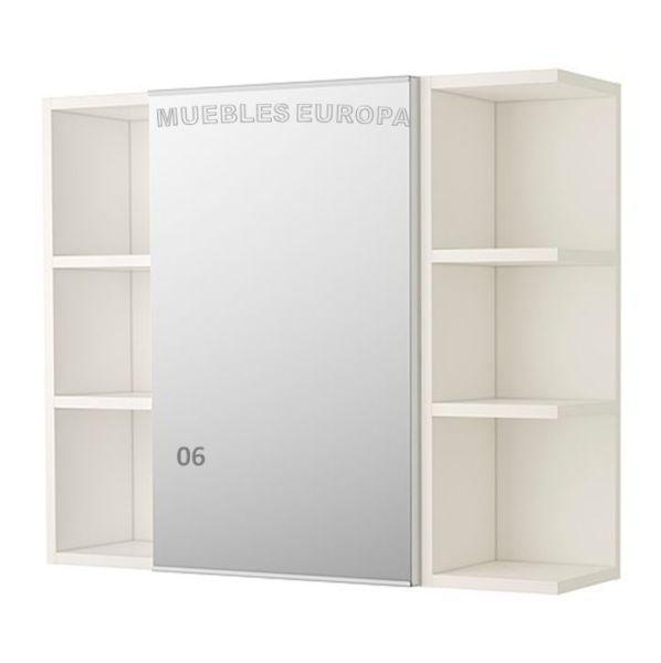 Espejo botiquin para ba o fabricantes de muebles de ba o for Fabricantes accesorios bano