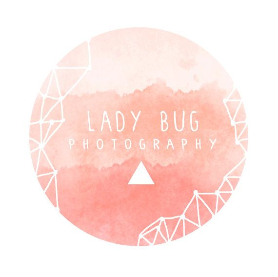 Photography Logo, Premade logo, Custom premade logo, business logo, logo design,Tribal, Geometric Logo on Etsy, $30.00