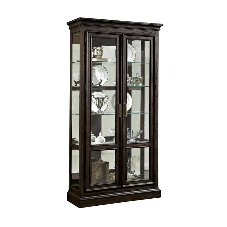 17 best images about curios and display cabinets on - Bathroom vanities nebraska furniture mart ...