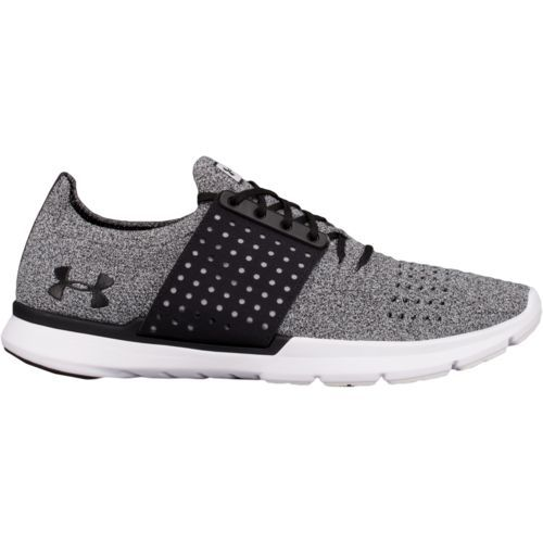 Under Armour Men's Threadborne Slingwrap Running Shoes (Black, Size 12.5) - Men's Running Shoes at Academy Sports