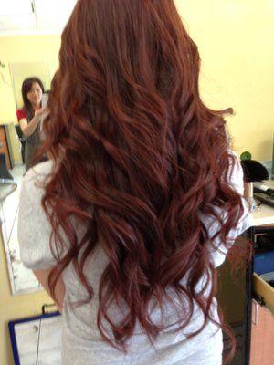 best 20 dark copper hair ideas on pinterest dark red