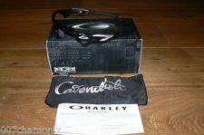 New Oakley Radarlock Limited Mark Cavendish Signature Frame/Soft Bag Only