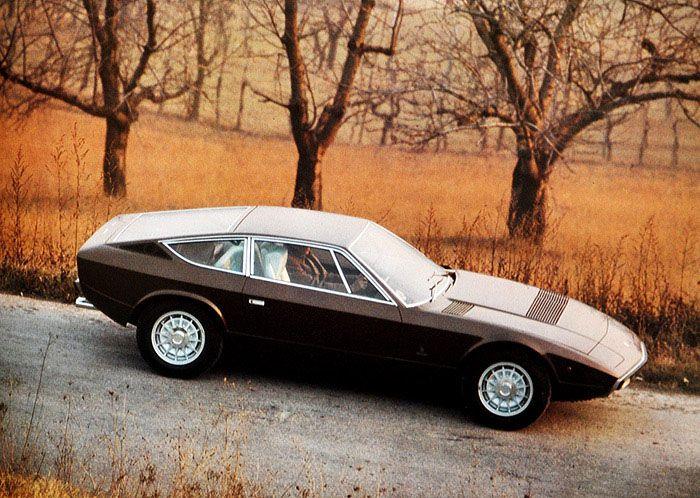 Maserati Khamsin.                                                                                                                                                                                 More