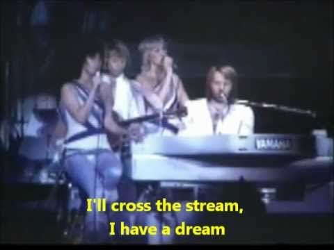 Abba - I have a dream (Lyrics)       For the angels everywhere...