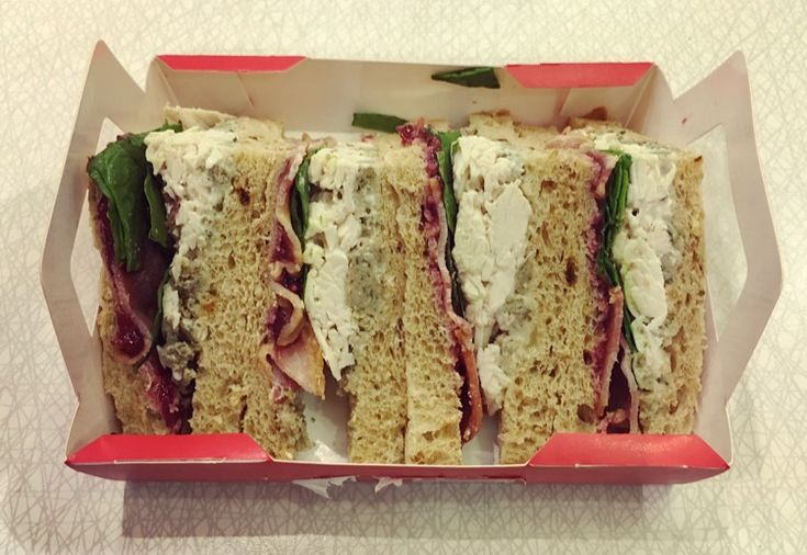 NEW REVIEW: Marks and Spencer Cafe Turkey Feast. #Christmas #turkey #sandwich #eatingout #review #foodblog #blog