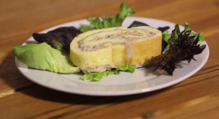 Tuna en wit sjokolade Roulade - Kyknet