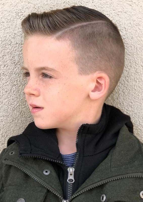 cute little boy hairstyles &