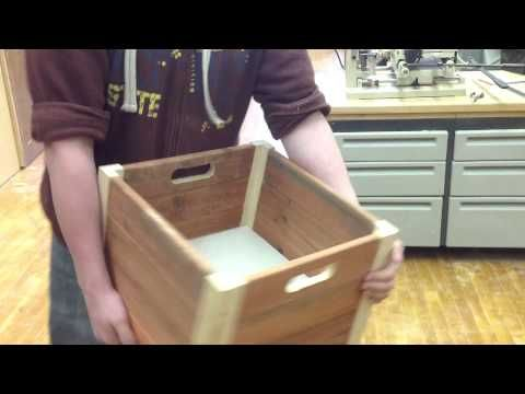 False Bottom Wooden Crate: 6 Steps (with Pictures)